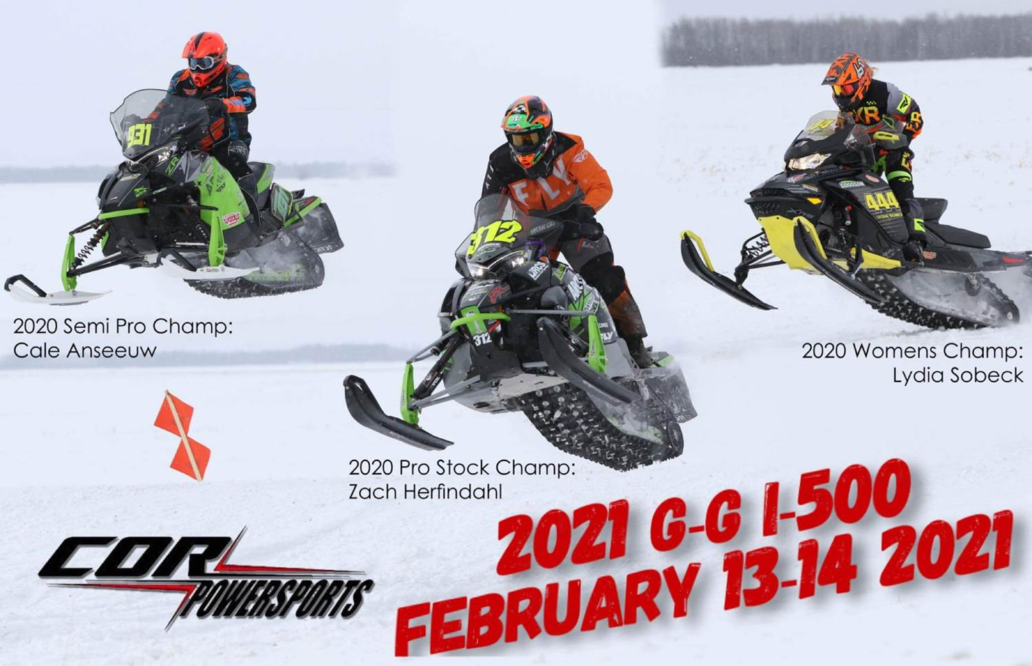 Cor PowerSports 20/21 season